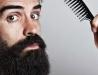 Slätrakade har fler hudbakterier - men det finns fler bajsbakterier i skägg