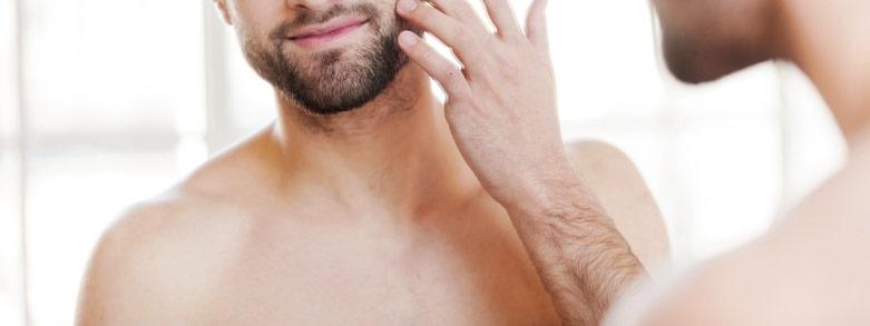 När jag rakar mig får jag alltid röda prickar